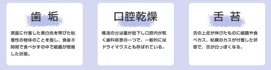 IKIREI(イキレイ) 口臭の原因